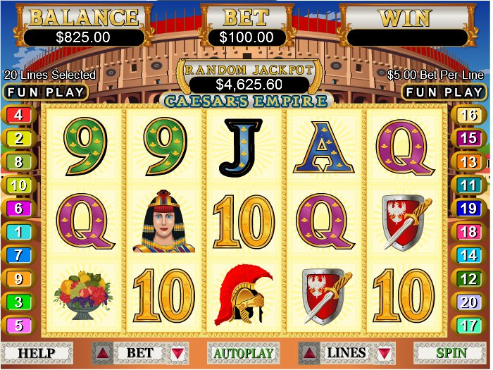 Jacques Pot Gourmet Slot Machine